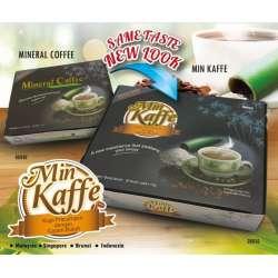 Min Kaffe (Mineral Coffee) Kopi Garam Buluh